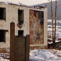 развалины :: Вячеслав Завражнов