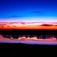 Умопомрачительный закат! :: Валерий Гудков