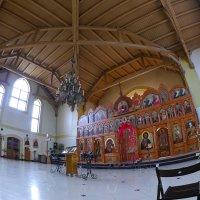 Интерьер церкви :: Дмитрий Лебедихин