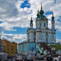 Андреевская церковь :: Dmytro Aliokhin