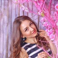 Девушка-весна! Анна.. :: Юлия Романенко