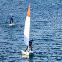windsurfing :: Olga Kudryashova