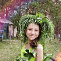 Лесная нимфа :: Юлия Шишаева