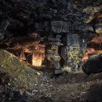 Старицкая пещера :: Анна Аринова