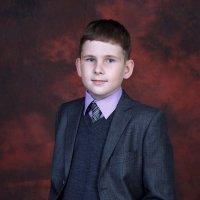 Портрет школьник :: Феликс Кучмакра