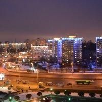 ночной город Минск :: Валентина Папилова