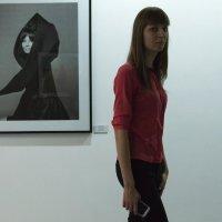 на выставке Барбьери :: Sofia Rakitskaia