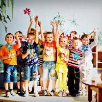 Детский сад :: Ольга Фролова
