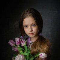 Полина -весна :: Сергей Пилтник