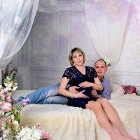 Юля и Сережа :: Лидия Веселова