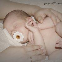 Мамины руки :: Юлия Шишаева