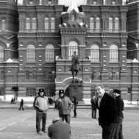 иностранцы в России :: Владимир Гулевич