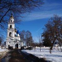 Церковь Благовещения :: kolyeretka