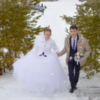 Равиль и Алина :: Рафис Куйбагаров