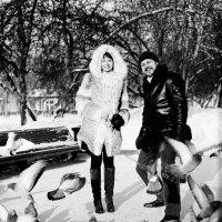 Гоняние голубей) :: Евгений Золотаев