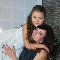 мать и дочь 2 красотки :: Милана Михайловна Саиткулова