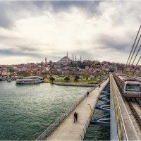 Будничный Стамбул... :: Александр Вивчарик
