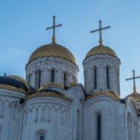 купола Успенского собора :: Сергей Цветков