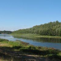 река уфа :: геннадий щербак