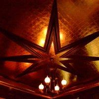 фрагмент потолка в одном из залов замка :: Валентина Папилова