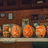 Сувениры, изготовленные индийскими умельцами :: Виктор Куприянов