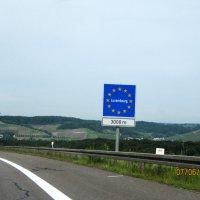 Германия. Дорога на Люксембург :: Ефим Хашкес