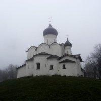 Псковский стиль архитектуры :: Peripatetik