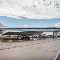 Сверхзвуковой Ту-144 :: Валерий Смирнов