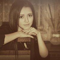 Алёнка.... :: Ирина Жеребятьева