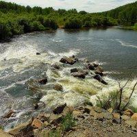 Сибирские бурные реки. :: nadyasilyuk Вознюк
