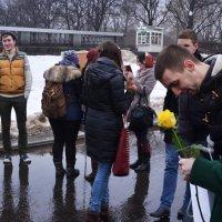 И снег, и дождь, и любовь... :: Владимир Болдырев