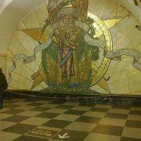 Метро Москвы :: Любовь Бутакова