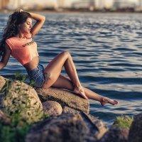 В свете заходящего солнца... :: Vitaly Shokhan