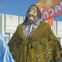 Ох, уж эти куклы......Образ Пелагеи Ниловны. :: Сергей Израилев