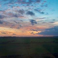 Из окна поезда :: Angelika Faustova