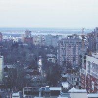 Верхняя часть города :: Эльдар Циммерман