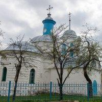 Церковь Димитрия Солунского, с. Ст.Задубенье Брянская обл. Постройка XVIII в :: Elena Moskina