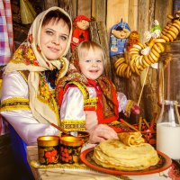 Широкая Масленица!!!! :: Кристина Беляева