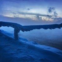 Крылья снежные.... :: Александр | Матвей БЕЛЫЙ