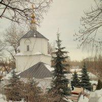Свято-Успенский Липецкий мужской епархиальный монастырь :: Laborant Григоров