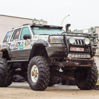 BigFoot Monster truck car :: Николай Н