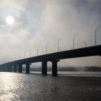 Bridge in a fog :: Сергей Огарёв