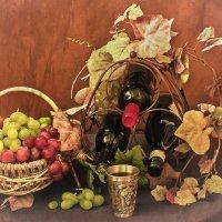 Виноградное вино :: Надежда