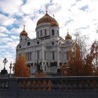 Храм Христа Спасителя. :: Владимир Кочетков