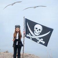 Пиратка :: Елена Ленком