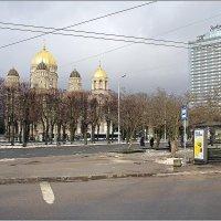 Православный собор. :: Роланд Дубровский