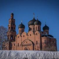 Успенский Свято-Георгиевский мужской монастырь :: Иван Кононов