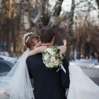 Зимняя свадьба :: Виктория Грибина