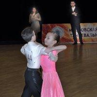 Первый танец :: Ирина Шарапова