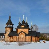 Храм в честь Всех Святых :: Владимир Петухов